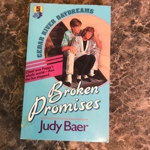 Book 5 Cedar River daydreams